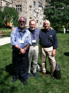 Syd Lamb, Mitch Kapor & John White, Cheshire, CT