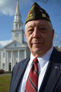 John White, Cheshire, CT - Veterans Day 2011